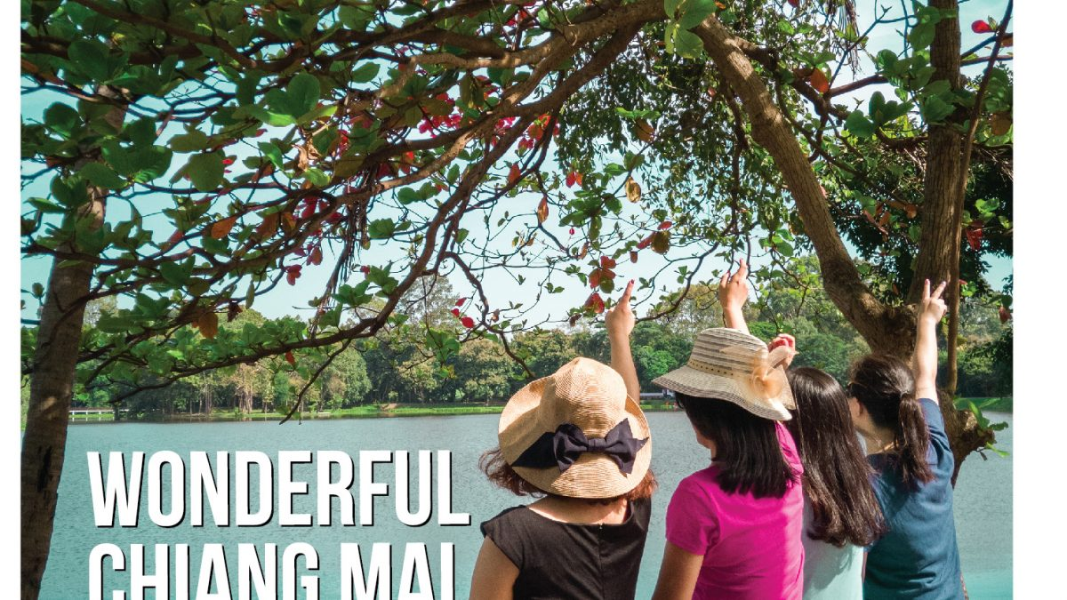 Wonderful Chiang Mai as you've never seen